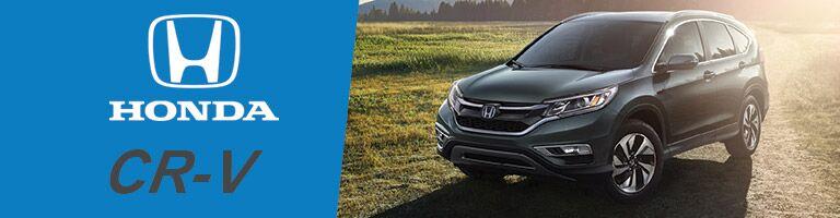 Honda CR-V inventory