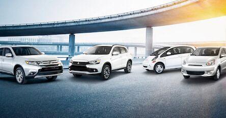 New Mitsubishi Specials