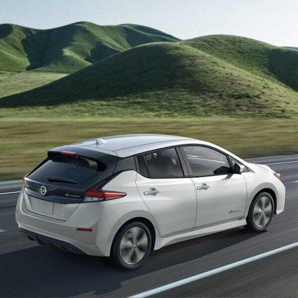 Nissan EV's