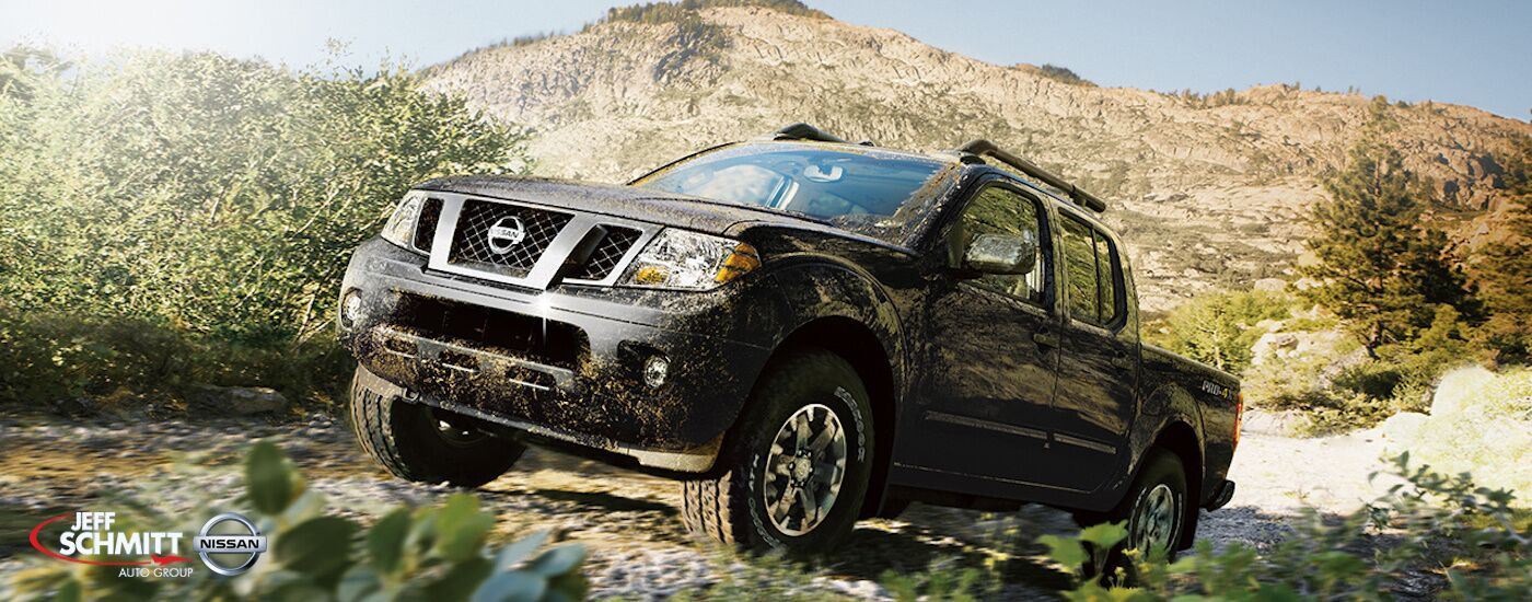 Nissan Frontier Centerville OH
