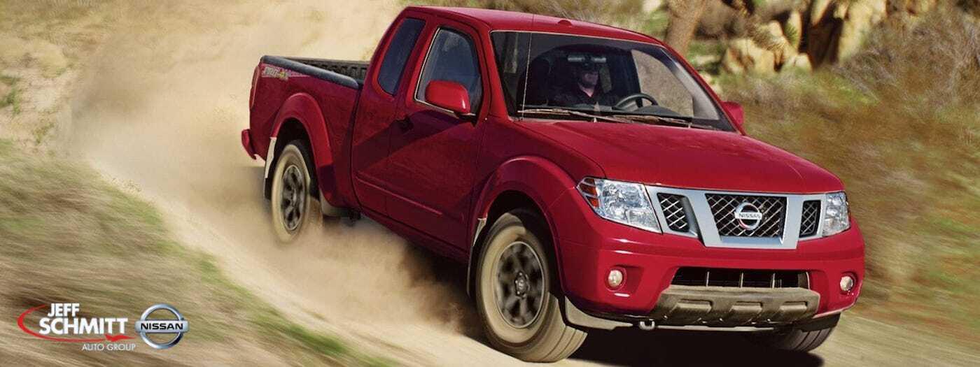 Nissan Frontier vs Ridgeline Dayton