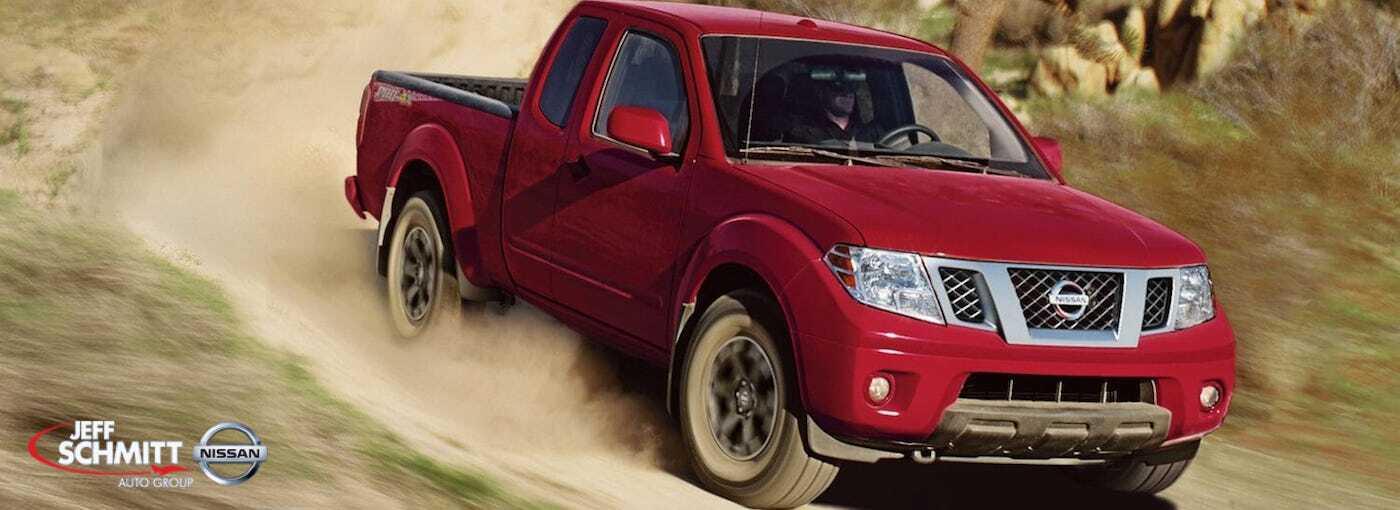 Nissan Frontier vs Toyota Tacoma Dayton