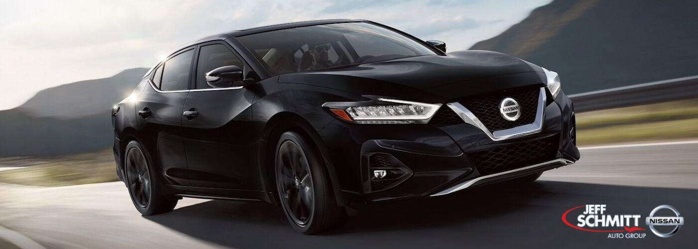 Nissan Maxima vs Honda Accord Dayton