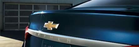 New Chevrolet Impala Selection