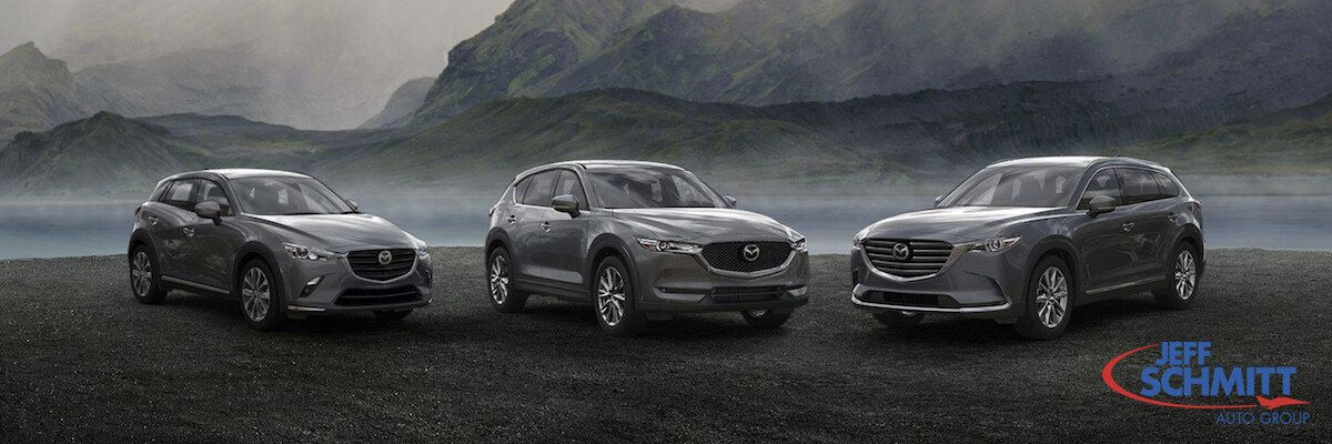 Find your next Mazda in Springfield OH at our Jeff Schmitt Auto Group showroom.