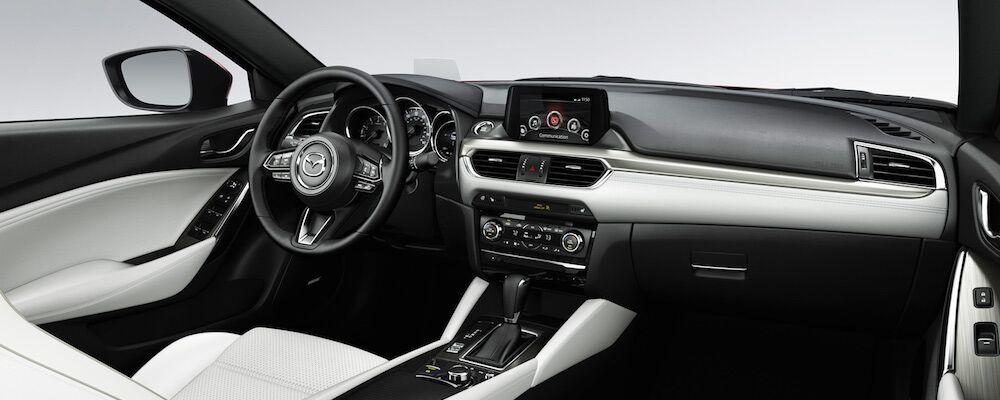 Mazda Mazda6 Interior