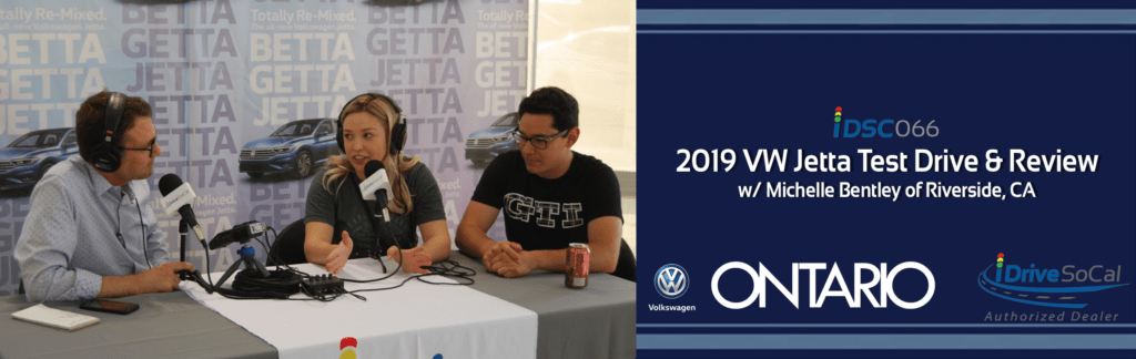 2019 VW Jetta Test Drive & Review | Michelle & Ian