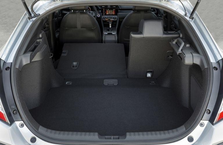 2021 Honda Civic Hatchback Cargo Space