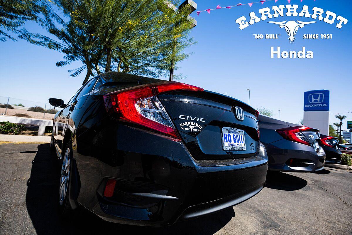 New Honda Civic in Phoenix