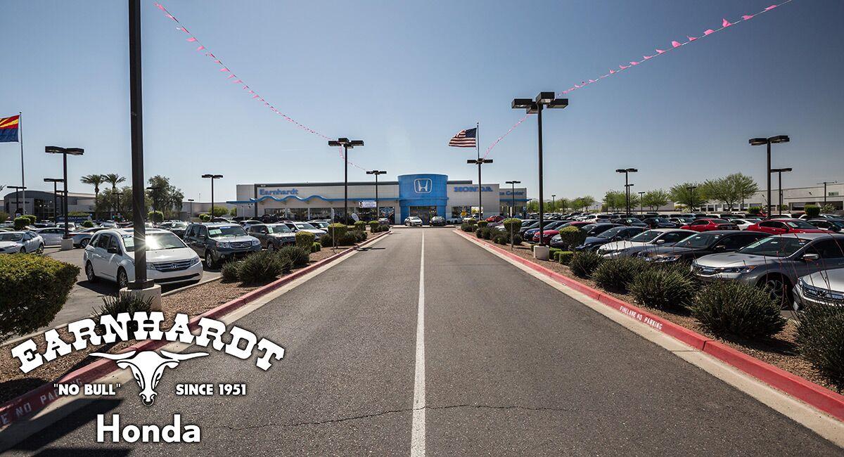 Earnhardt Honda Dealership in Phoenix Avondale