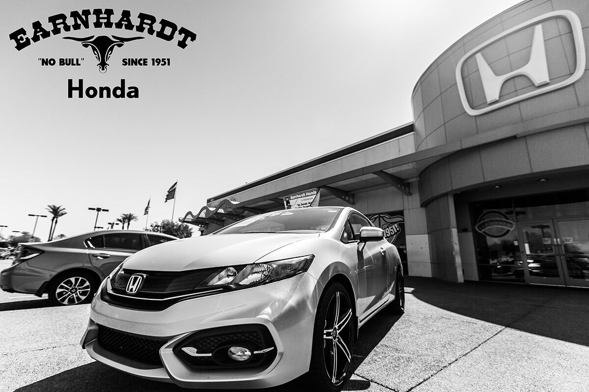 Your brand new Honda at Earnhardt Honda in Avondale