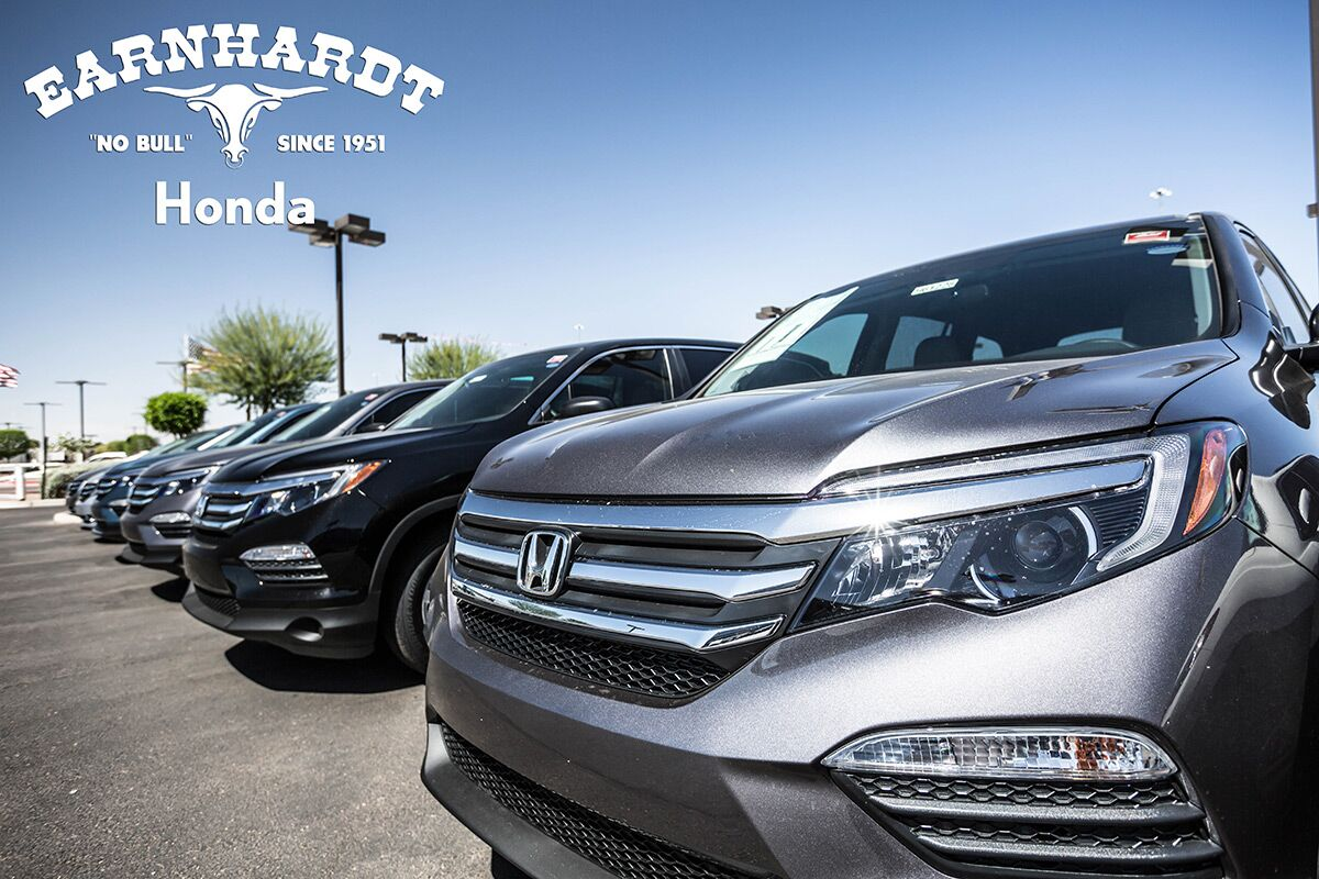 New Honda Pilot in Phoenix Avondale