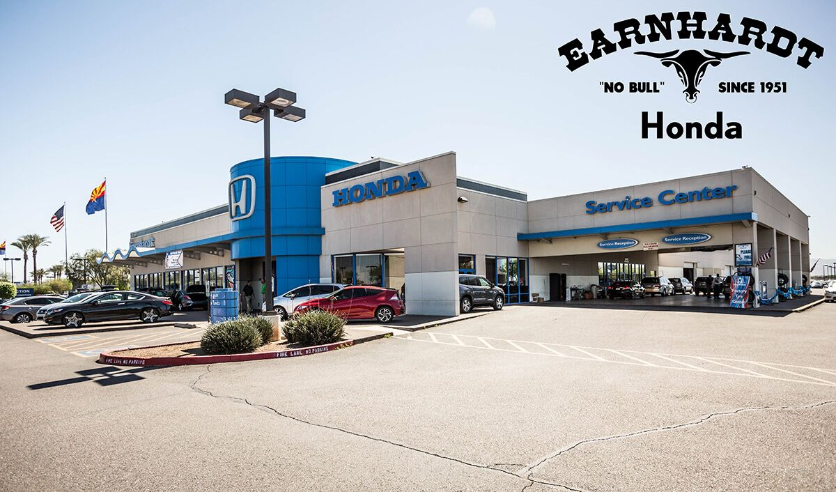 Welcome to Earnhardt Honda Dealer in Phoenix