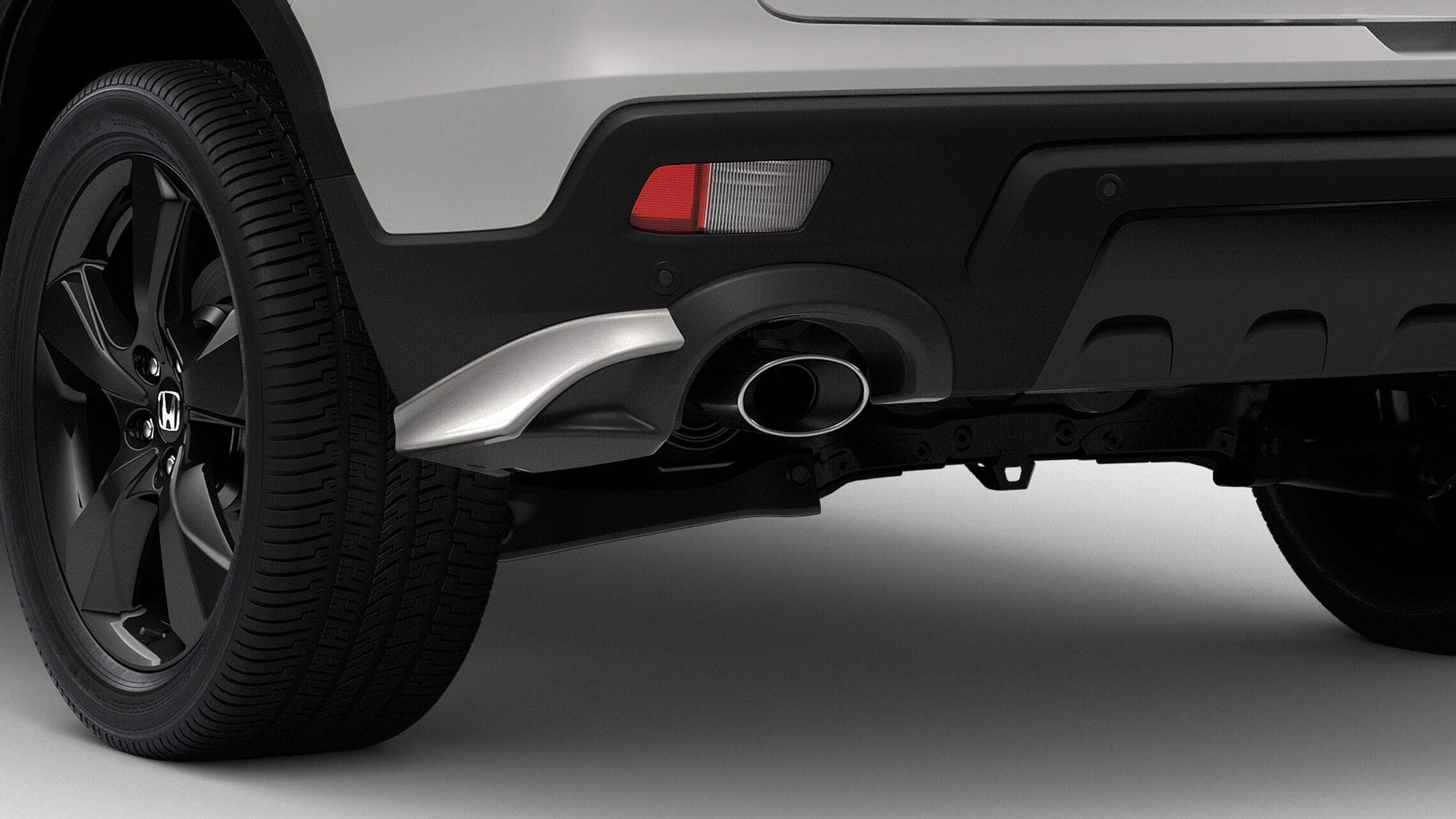 Honda Passport Accessory - Rear Underbody Spoiler