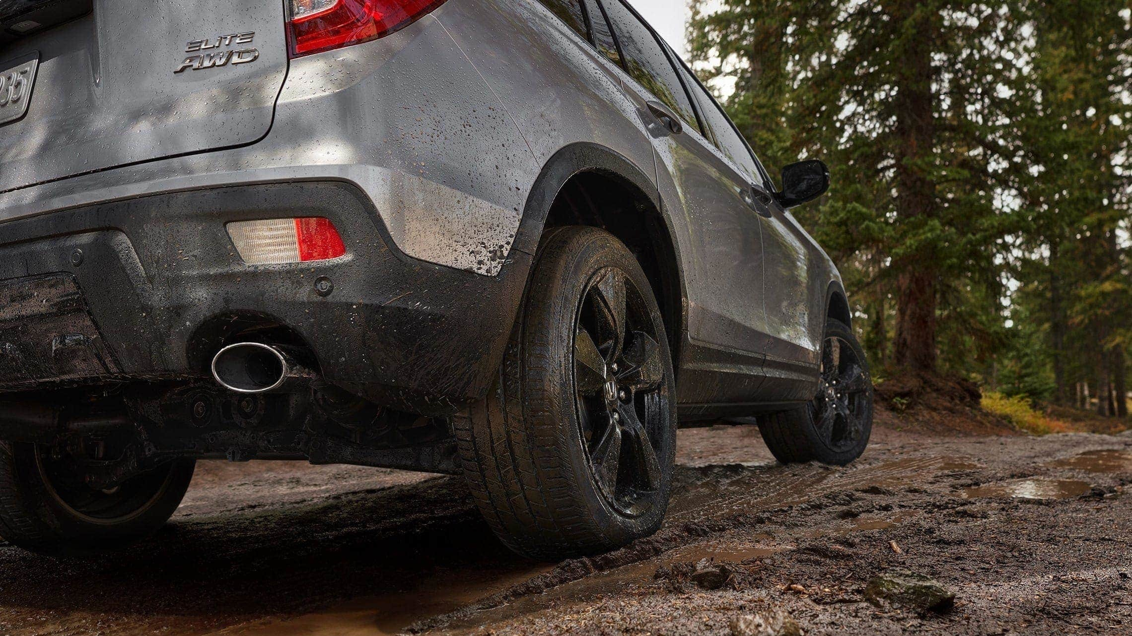 Honda Passport's All Season Tires