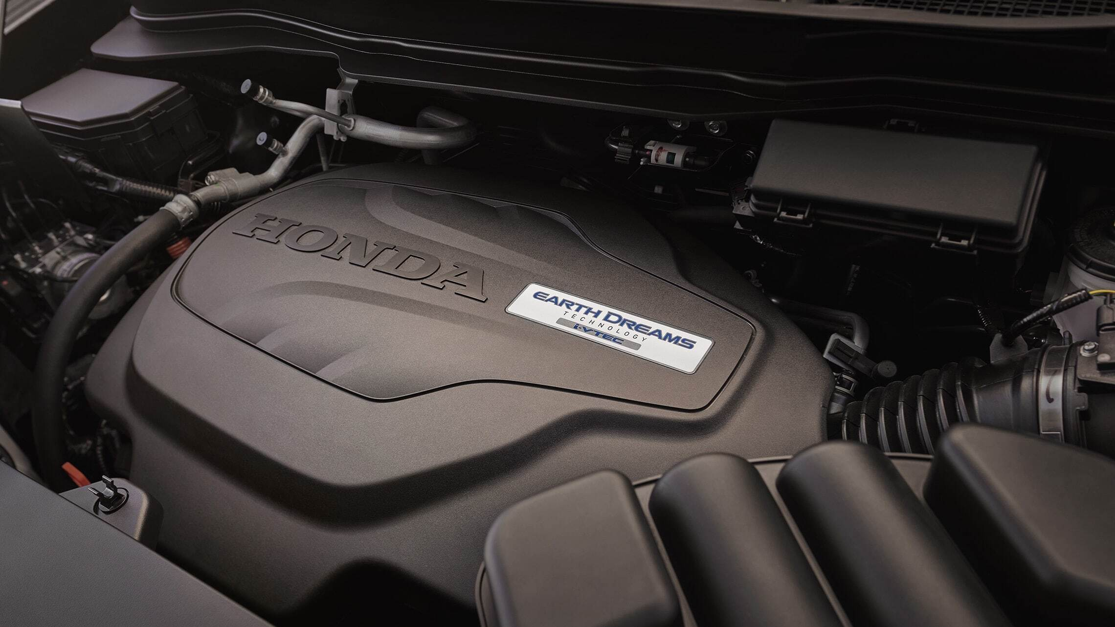 Honda Passport's 280-Horsepower 3.5-Liter V6 Engine