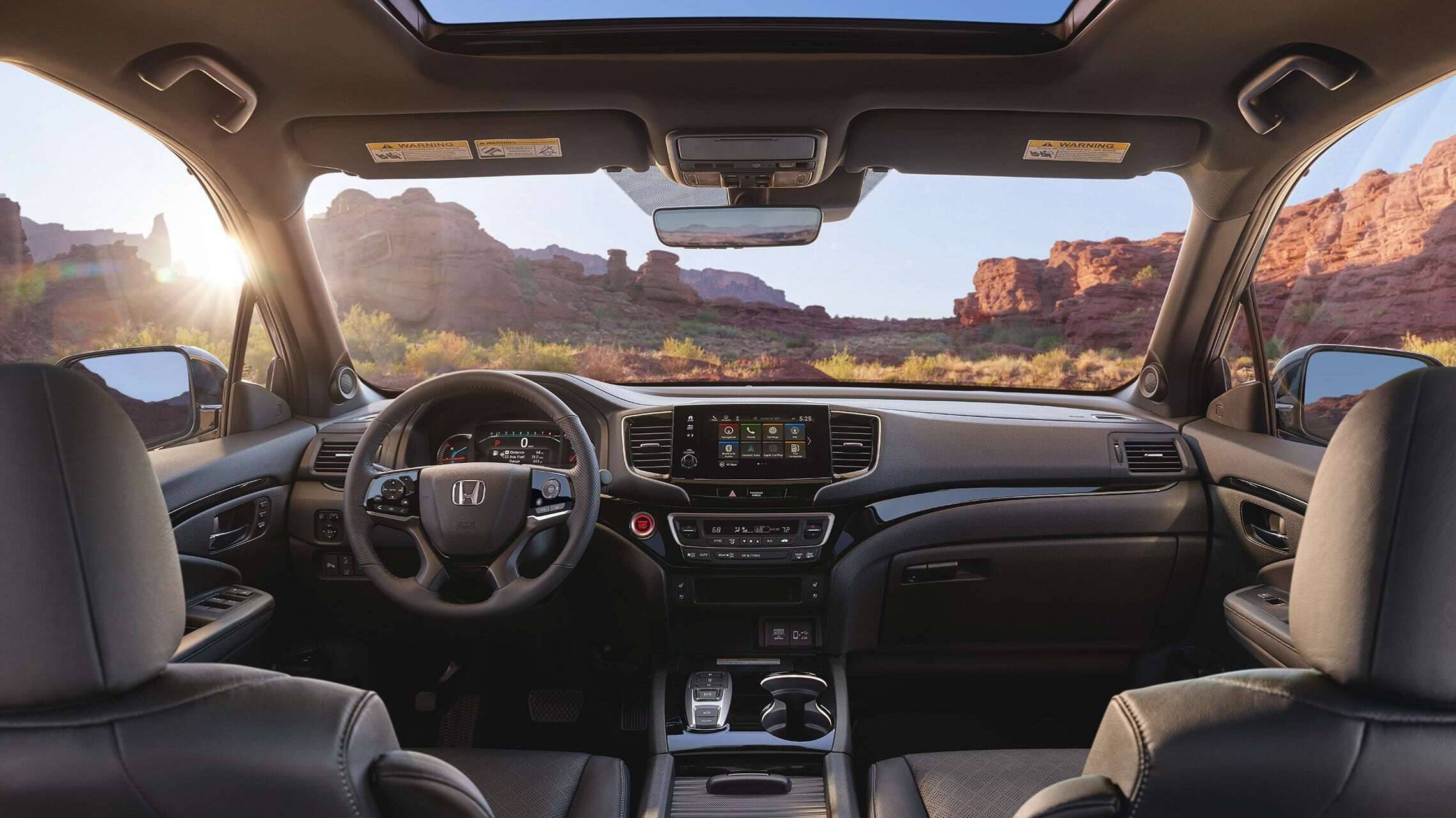 Stay Connected with the Honda Passport