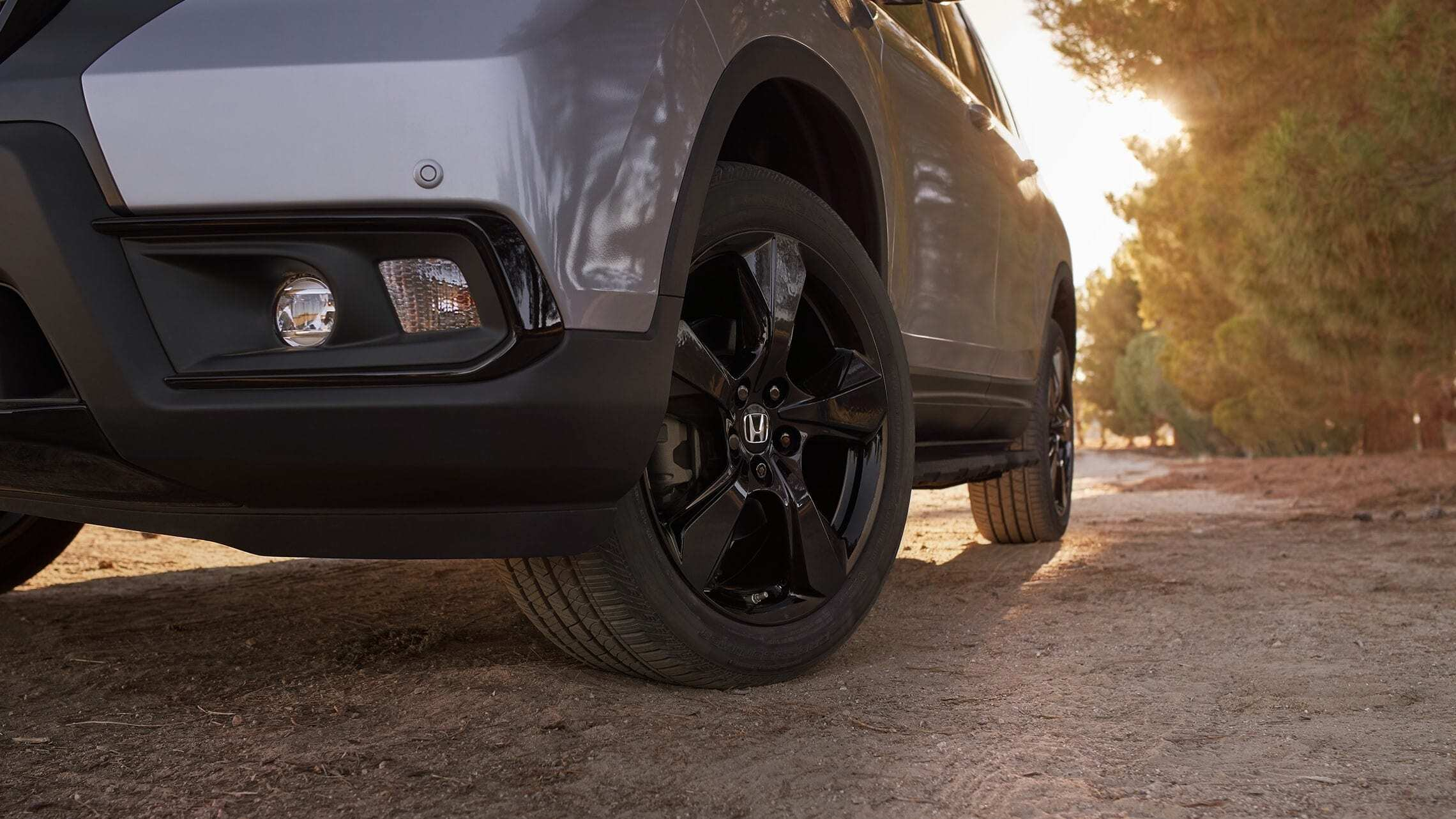 Honda Passport's 20-in Wheels