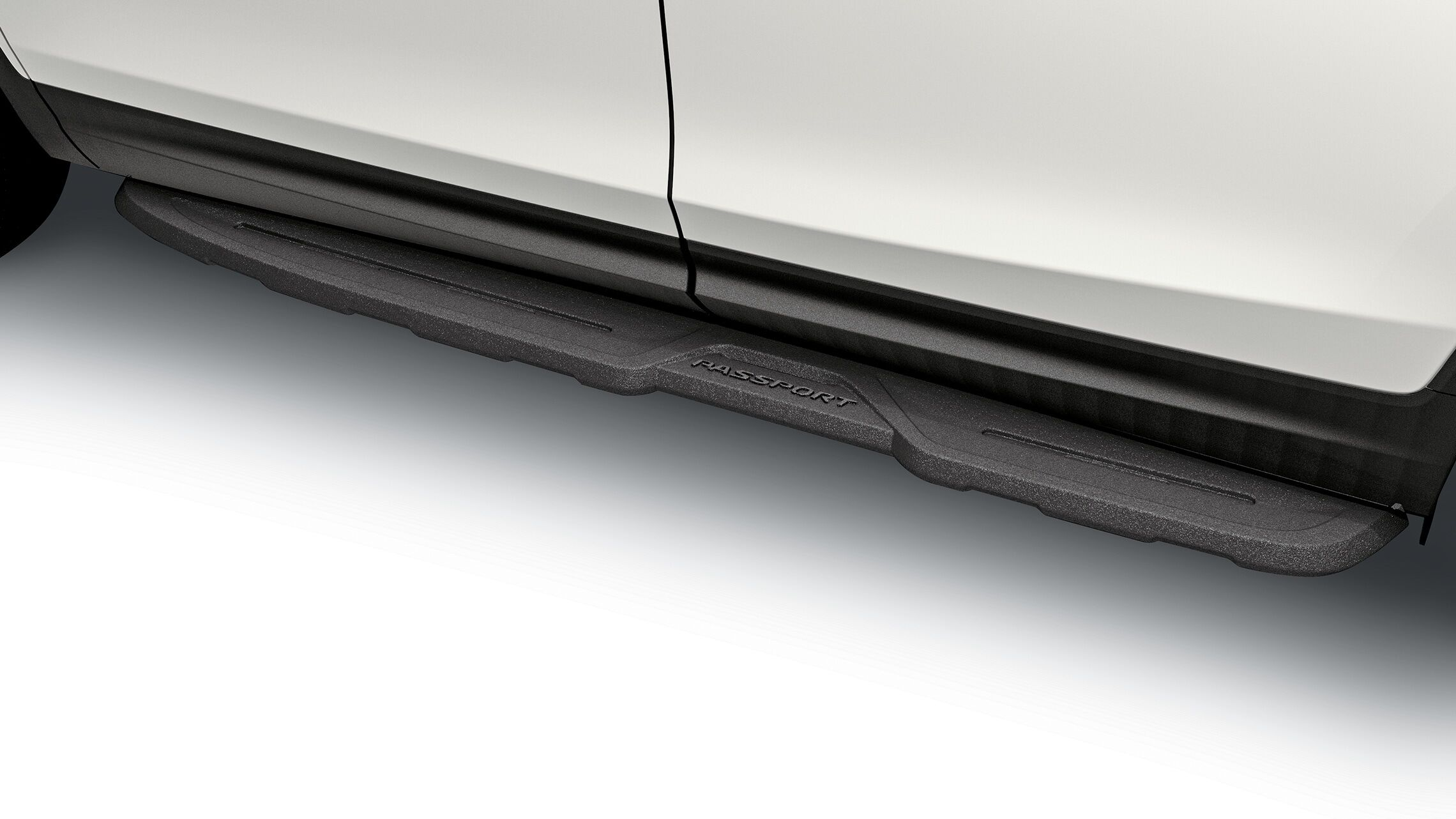 Honda Passport Accessory - Aluminum Running Boards