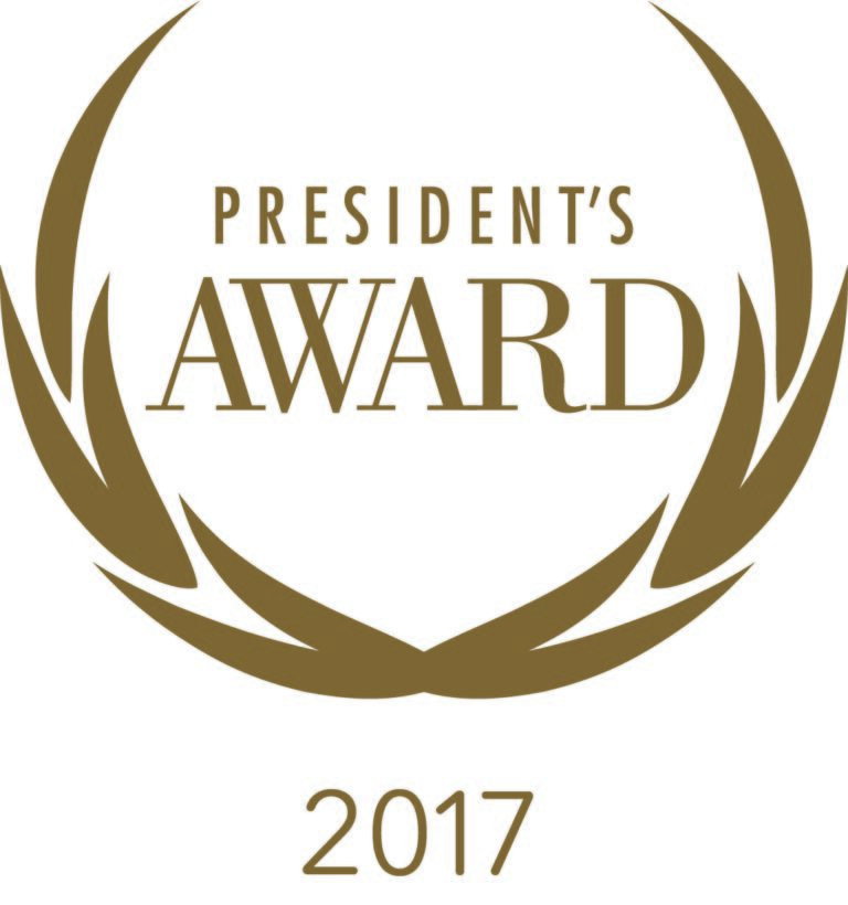 Earnhardt Honda is the only dealer in the Phoenix Valley to achieve Honda's prestigious President's Award for 2017