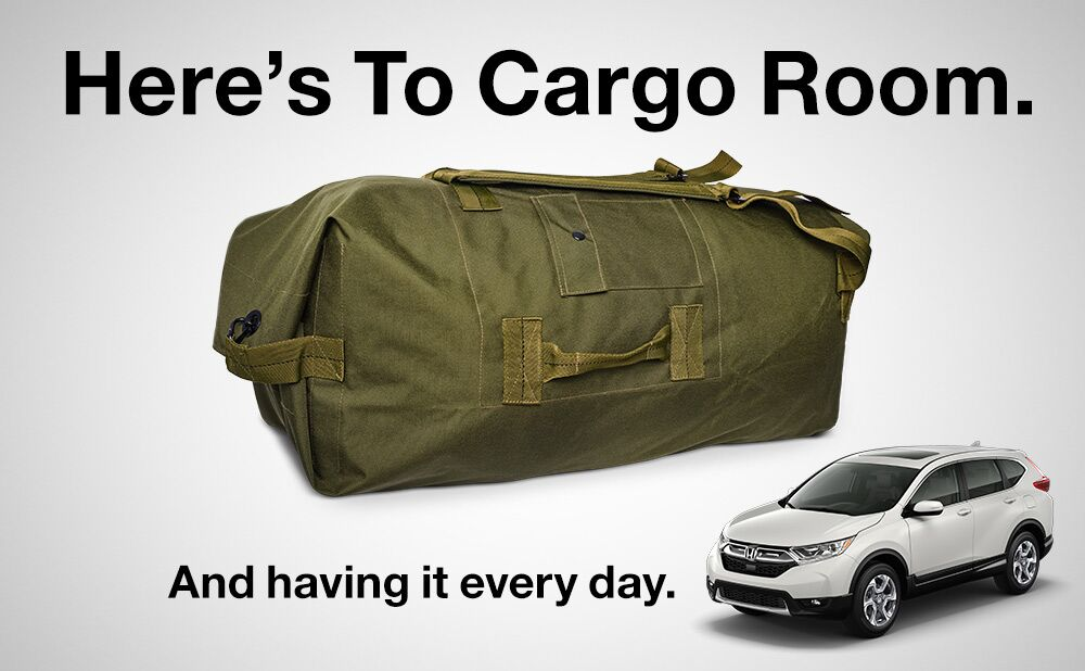 Here's To Cargo Room