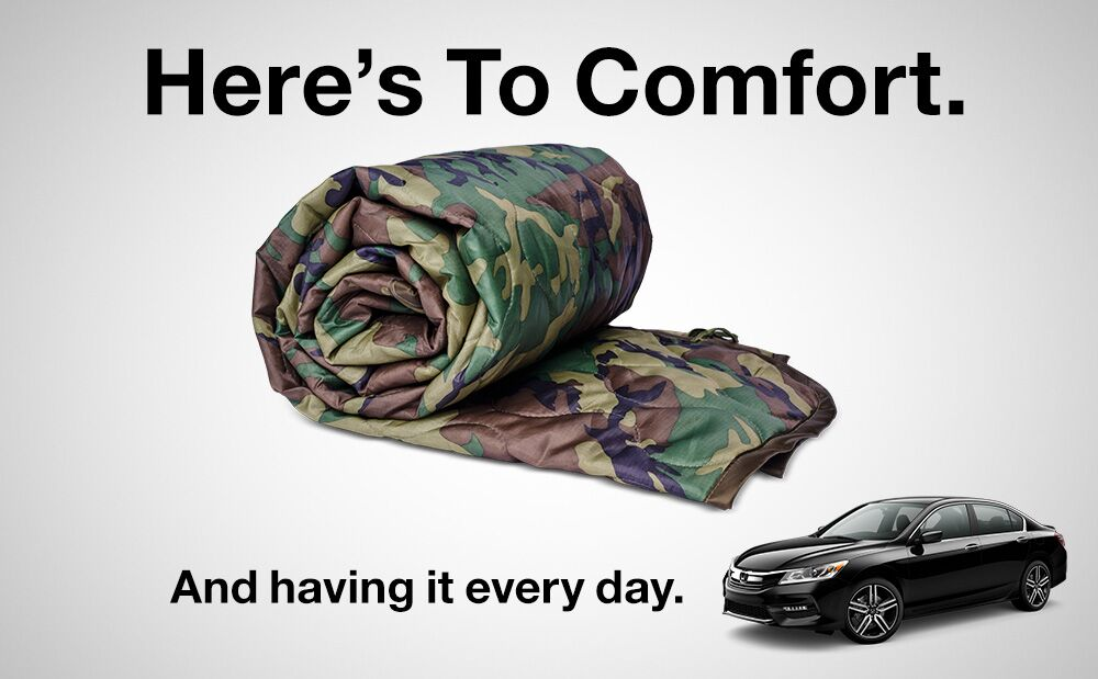 Here's To Comfort