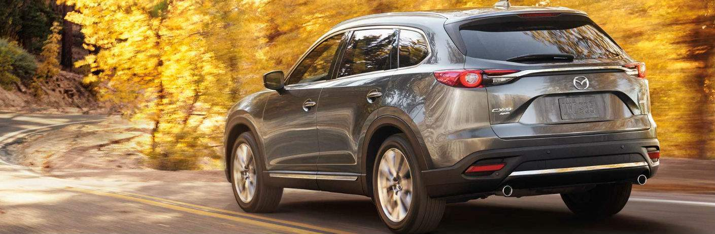 2018 Mazda CX-9 at Hickory Mazda