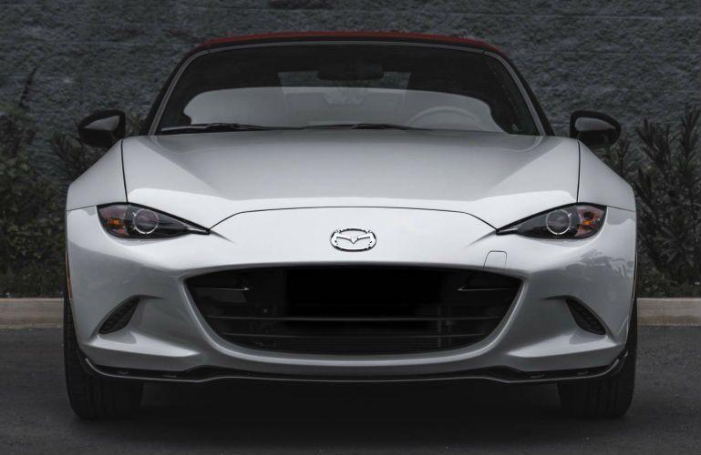front view of a 2018 Mazda MX-5 Miata