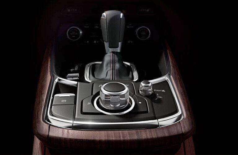 2019 Mazda CX-9 gear shifter