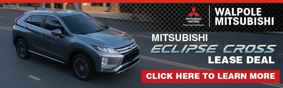 Mitsubishi Eclipse Cross Lease Offer