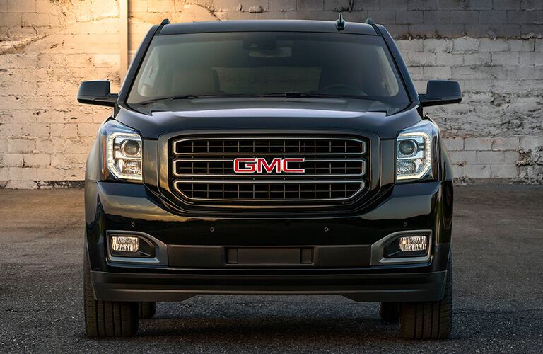 2020 GMC Yukon from the front