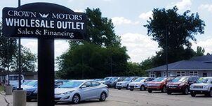 Crown Motors Wholesale Outlet
