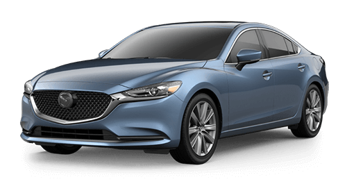 2018 Mazda 6 Turbocharged Sports Sedan – Mid Size Cars Holland MI