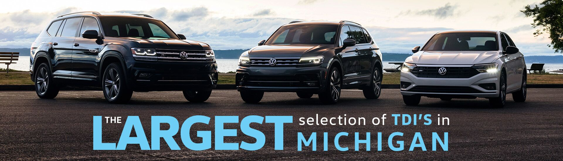 Largest TDI Selection in Michigan