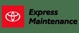 Toyota Express Maintenance in Bullock Toyota