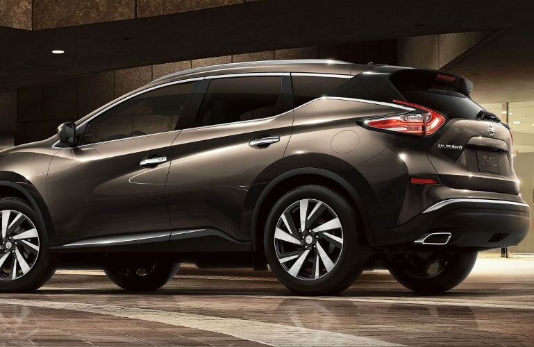 2018 Nissan Murano Platinum AWD in Java Metallic