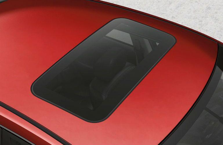 2019 Nissan Sentra sunroof