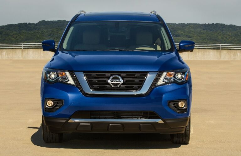 2020 Nissan Pathfinder Front End