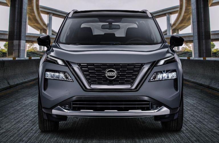 2021 Nissan Rogue exterior front