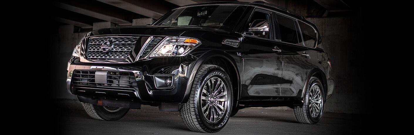 2019 Nissan Armada exterior profile
