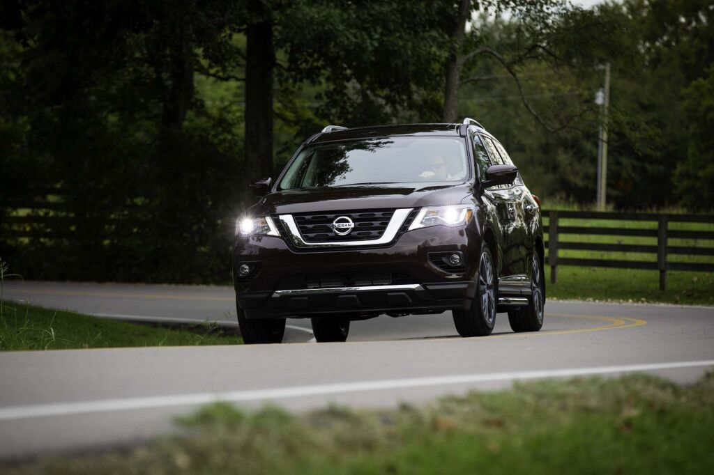 Nissan Rogue Towing Capacity >> How Much Can The 2019 Nissan Pathfinder Tow Don