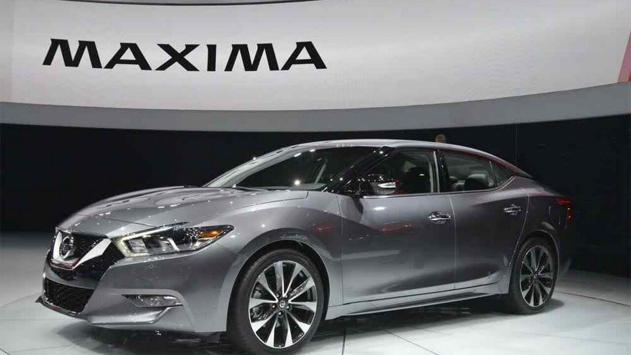 New Nissan Maxima >> 2019 Nissan Maxima Don Williamson Nissan In Jacksonville Nc