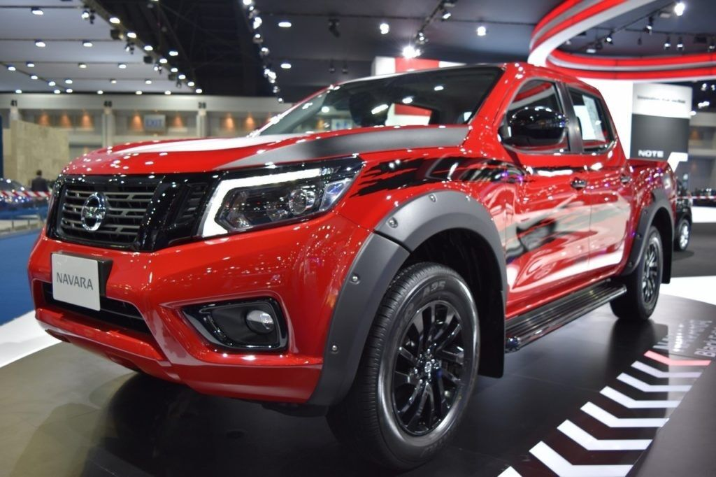 Hammasjones Nissan Frontier 2019 Diesel