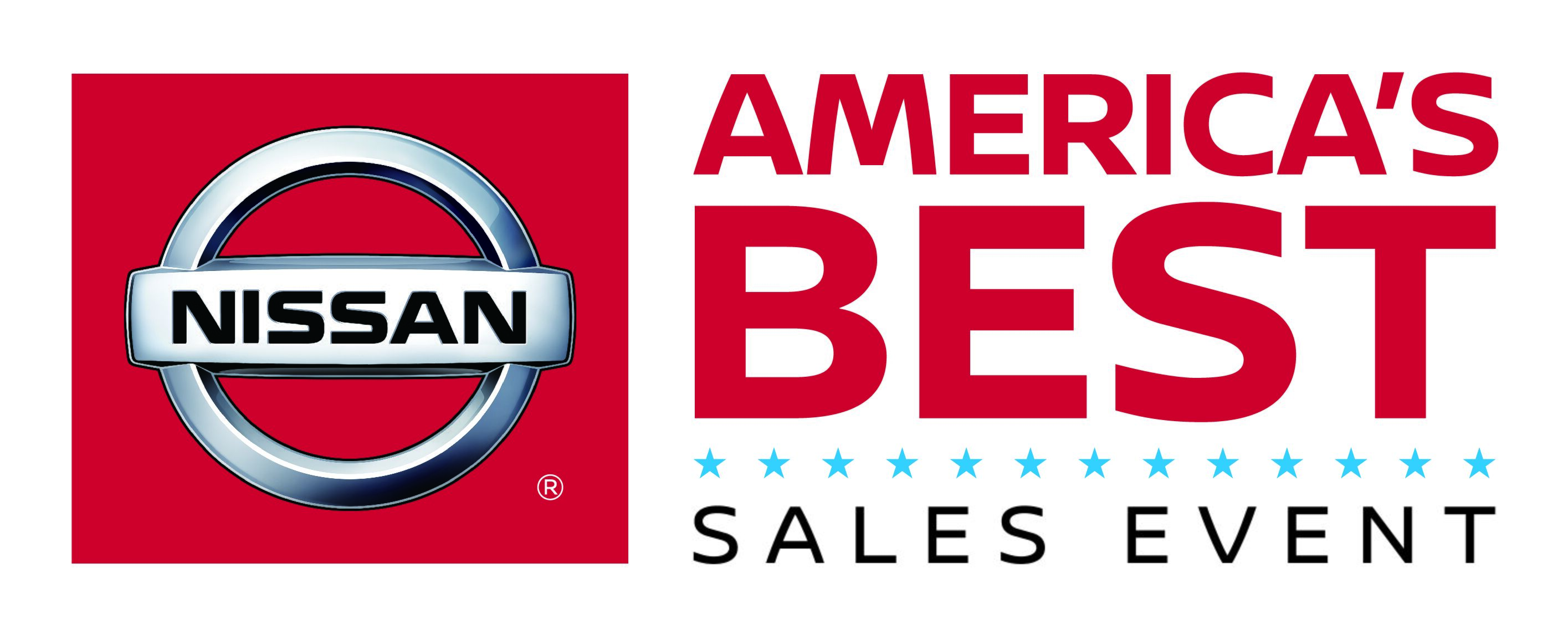 Nissan Americas Best Sales Event 2018