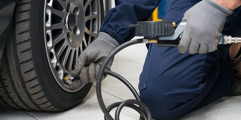 Nissan Tire Service and Maintenance in Jacksonville, NC