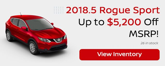 2018 Rogue Sport Holiday Special