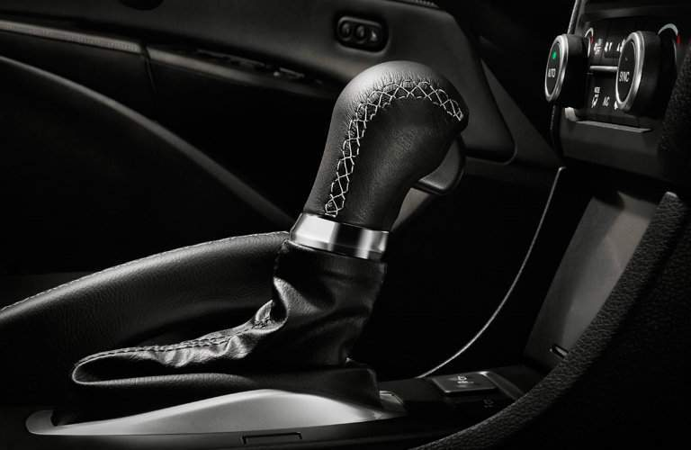 Shifter of the 2018 Acura ILX