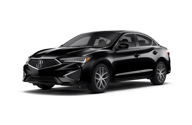 Image of a black 2020 Acura ILX Premium Package