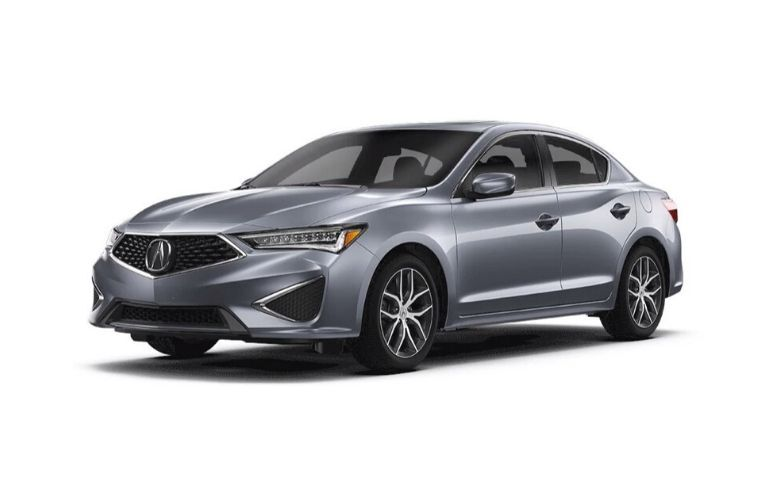 Image of a gray 2020 Acura ILX Technology Package