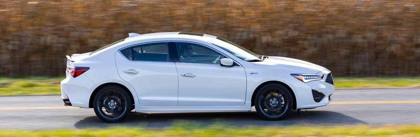 2021 Acura ILX profile